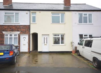 Thumbnail 3 bed terraced house for sale in Camelot Crescent, Ruddington, Nottingham