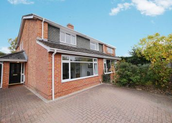 Thumbnail 3 bed semi-detached house for sale in Coach Way, Mill Lane, Benson, Wallingford