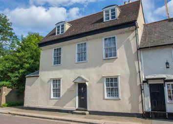 Thumbnail 4 bed cottage for sale in Castle Street, Hertford
