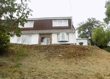 Thumbnail 3 bed bungalow for sale in Pen-Y-Graig Terrace, Brynithel