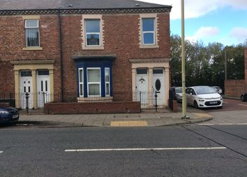 Thumbnail 1 bed flat to rent in Chichester Road, South Shields