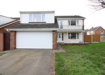 Thumbnail 4 bed detached house for sale in Thorpe Lane, Sprotbrough, Doncaster