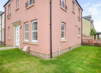 Thumbnail 4 bed end terrace house for sale in Queen Elizabeth Drive, Galashiels, Scottish Borders
