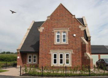 Thumbnail 4 bedroom detached house for sale in James Clarke Road, Willington, Derbyshire