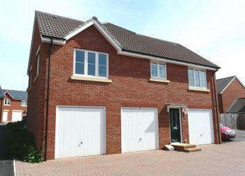 Thumbnail 2 bed semi-detached house to rent in Webbers Way, Tiverton