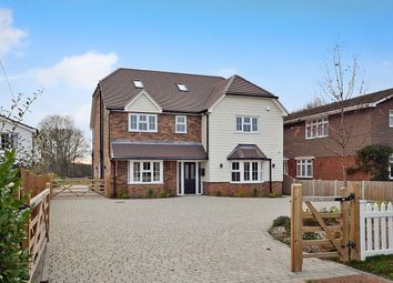 5 bed detached house for sale in Wyatts Green Road, Wyatts Green, Brentwood CM15