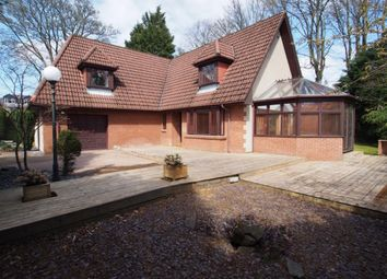 Thumbnail 4 bed detached house to rent in Hillview Road, Cults