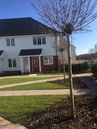 Thumbnail 2 bed end terrace house to rent in Finberry, Ashford