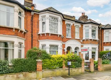 Thumbnail 3 bed terraced house for sale in Whitehall Park Road, London