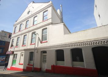 Thumbnail 1 bed flat to rent in Bretonside, Plymouth