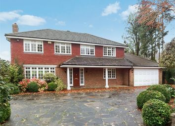 Thumbnail 5 bed detached house to rent in Woodcote Park Estate, Purley, Surrey