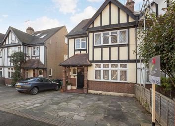 Thumbnail 3 bed semi-detached house for sale in Woodberry Way, London