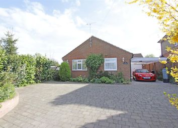 Thumbnail 3 bedroom detached bungalow for sale in West Road, Haconby, Bourne