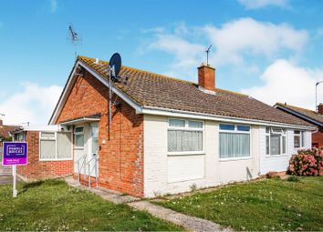 Thumbnail 2 bed semi-detached bungalow for sale in Broad View, Selsey, Chichester