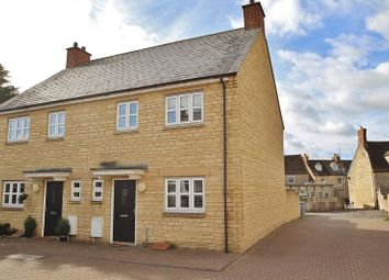 Thumbnail 3 bed semi-detached house for sale in Butchers Court, Witney