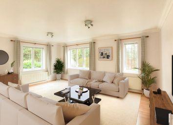 Thumbnail 2 bed flat to rent in Marlborough House, Graemesdyke Road, Berkhamsted