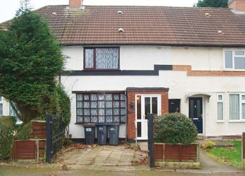 Thumbnail 3 bedroom terraced house for sale in Trescott Road, Northfield