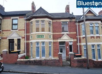 Thumbnail 2 bed flat for sale in Somerset Road, Newport