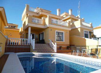 Thumbnail 3 bed villa for sale in El Galan, Alicante, Spain