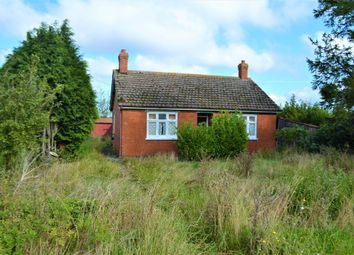 Thumbnail 2 bed detached bungalow for sale in New Hammond Beck Road, Wyberton Fen, Boston