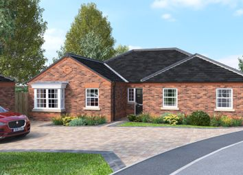 Thumbnail 3 bed detached bungalow for sale in The Windsor, Folly Nook Lane, Ranskill, Retford, Nottinghamshire