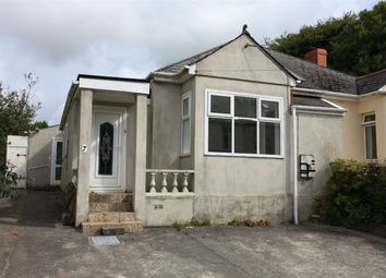 Thumbnail 1 bed detached house for sale in Chapel Road, Roche, St Austell, Cornwall