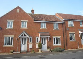 Thumbnail 3 bed terraced house to rent in Salterton Court, Exmouth, Devon