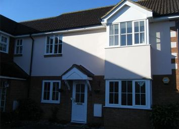 Thumbnail 2 bed maisonette to rent in Anxey Way, Haddenham, Aylesbury