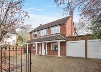 Thumbnail 3 bed detached house for sale in St Nicholas Drive, Shepperton