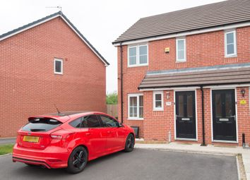 Thumbnail 2 bedroom end terrace house for sale in Arena Avenue, Coventry
