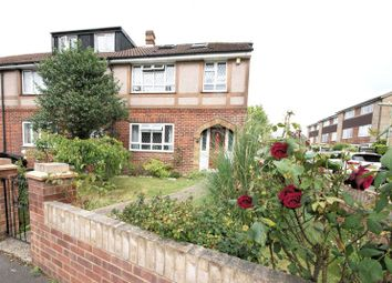 Thumbnail 4 bed end terrace house for sale in Beryl Avenue, Gosport
