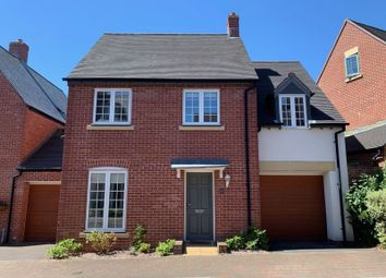 Thumbnail 3 bed detached house to rent in Village Drive, Lawley, Telford