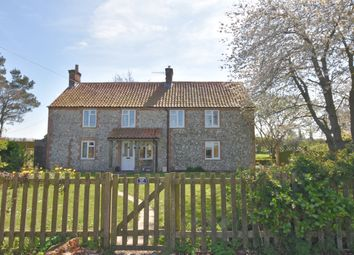 Thumbnail Cottage to rent in Church Road, West Beckham, Holt