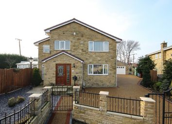 Thumbnail 4 bed detached house for sale in Whinmoor Close, Barnsley, South Yorkshire
