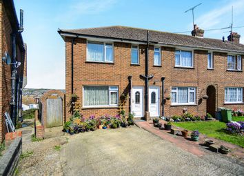 Thumbnail 3 bed end terrace house for sale in The Rose Walk, Newhaven