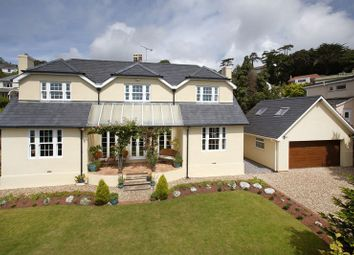 Thumbnail 3 bed detached house for sale in St. Katherines Road, Torquay