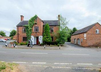 Thumbnail Pub/bar for sale in The Swan, Eccleshall Road, Forton, Newport, Shropshire