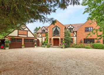 Thumbnail 5 bedroom detached house for sale in Cumnor Road, Boars Hill, Oxford