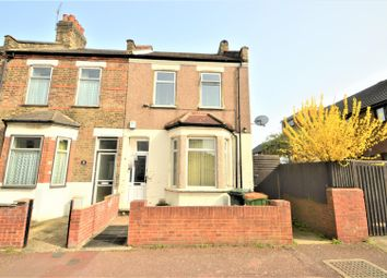 Thumbnail 3 bed end terrace house for sale in Saxon Road, London