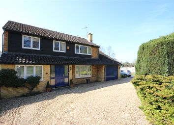 Thumbnail 4 bed detached house for sale in Wheathampstead Road, Harpenden, Hertfordshire