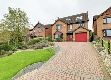 Thumbnail 6 bed detached house for sale in Harvest Avenue, Barton-Upon-Humber