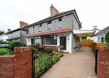 Thumbnail 3 bed semi-detached house for sale in Barnetts Road, Knock, Belfast