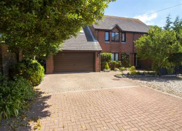 Thumbnail 4 bed detached house for sale in Dominic Court, St. Peters, Broadstairs