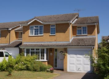 Thumbnail 4 bed property for sale in Thomas Close, Ixworth, Bury St. Edmunds