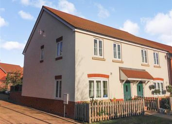 Thumbnail 3 bed semi-detached house for sale in Harding Lane, Broadbridge Heath, Horsham, West Sussex