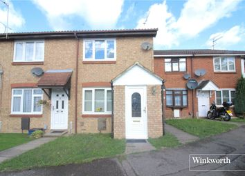 Thumbnail 2 bedroom terraced house to rent in Siskin Close, Borehamwood, Hertfordshire