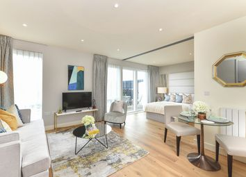 Thumbnail 1 bedroom flat for sale in Pavilion Square, Royal Arsenal Riverside, Woolwich, London