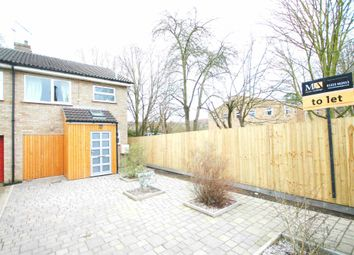 Thumbnail 3 bed semi-detached house to rent in Stanley Road, Cambridge
