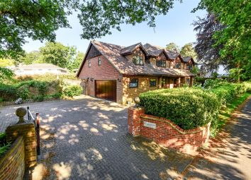 Thumbnail 6 bed detached house for sale in Heathway, Camberley, Surrey