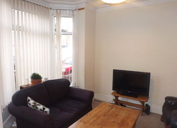 Thumbnail 4 bed terraced house to rent in Montgomerie Road, Southsea